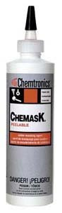 Chemtronics Solder Mask, Chemask, 8 oz. Squeeze Bottle
