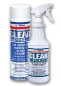 ITW Dymon Clear Reflection Mirror and Glass Cleaner, 20 Ounce Aerosol Can - 12 cans per case.
