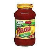 Ragu Chunky Garden Combination Pasta Sauce 24 oz Pack of 12
