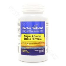 Doctor Wilson's Original Formulations Super Adrenal Stress Formula 150 caplets