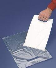 Four Star Plastics 4 Cases 16x4x24 Merchandise Bag w//Die Cut Handle-500//Cases