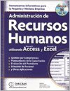 img - for Administracion De Recursos Humanos Utilizando Access Y Excel book / textbook / text book