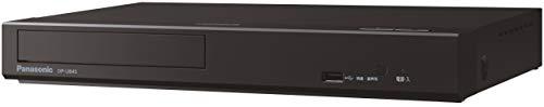 パナソニック ブルーレイプレーヤー HDR10+ DolbyVision対応 Ultra HDブルーレイ再生対応 ブラック DP-UB45-K
