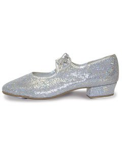 Valley Shoes Heel Low Roch Silver Hologram Tap Hologram Fq6znwxH