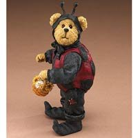 (Boyds Bears Lady B. Bear Retired 3257)