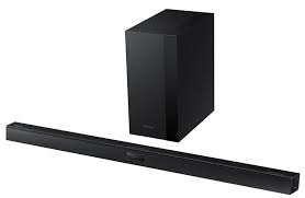 Samsung 2.1 Channel Premium Sound Bar System With 3D Sound and Wireless Bluetooth Subwoofer (HWHM55CA)