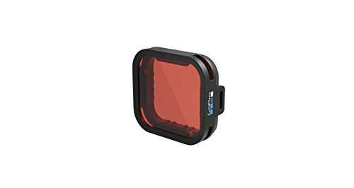 GoPro Blue Water Snorkel Filter (HERO6 Black/HERO5 Black) (GoPro Official Accessory)