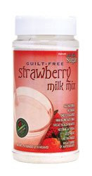 JUST LIKE SUGAR Strawberry Milk Mix, 7.6 - Sugar Just Like Strawberry