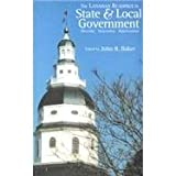The Lanahan Readings in State and Local Government : Diversity, Innovation, Rejuvenation, John R. Baker, 0965268799