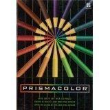 : Prismacolor Deluxe Soft Thick Lead Pencils - 96 Color Set