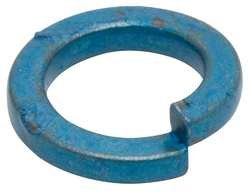 Purpose Split Bolt - Metric Blue Split Lock Washer, Bolt M8, Steel, PK100 Metric Blue Steel General Purpose UST182831-1 Each