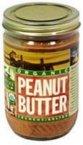 Woodstock Farms Organic Crunchy Peanut Butter, 16 Ounce -...