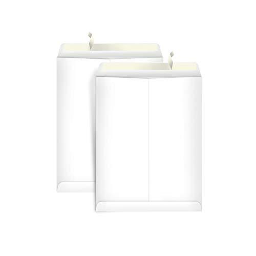 AmazonBasics Catalog Mailing Envelopes, Peel & Seal, 10x13 Inch, White, 250-Pack