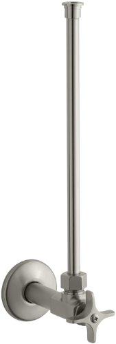 KOHLER K-7638-BN Angle Supply, Vibrant Brushed Nickel