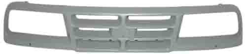 (OE Replacement GEO Tracker Grille Assembly (Partslink Number GM1200379) by Multiple Manufacturers)