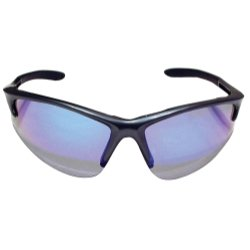 (DB2 Safety Glasses with Charcoal Frame and Purple Haze Lenses - Polybag Tools Equipment Hand Tools)