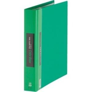 生活日用品 (業務用30セット) クリアファイル/ポケットファイル 【A4/タテ型】 20ポケット 139-3 グリーン(緑) B074MM7FMW
