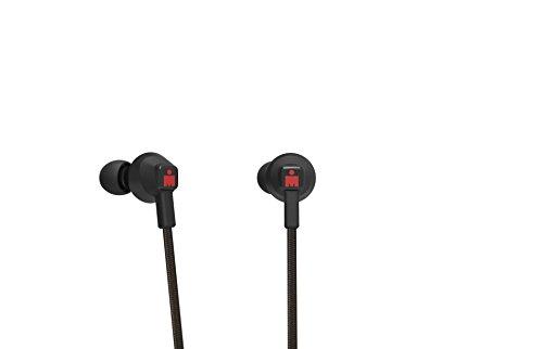 Pioneer Premium Performance Wireless Sports Earphones, Black SE-IM6BT(B)