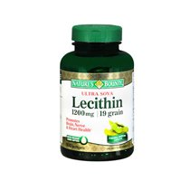 Натуры Bounty 1200 мг Ультра соевый лецитин - 100 Капсулы (в упаковке 2)