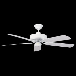 Concord 44NA5WH Ceiling Fans, White Finish