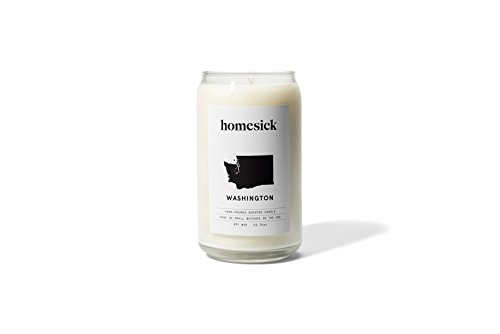 Homesick Scented Candle, Washington
