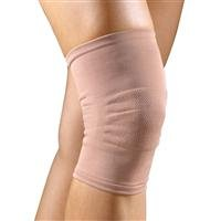 Fla 37-400SMBEG Pro Lite Knee Support Knitted Pullover, Beige, (Pro Lite Knitted Pullover)