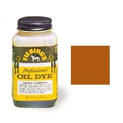 Tandy Leather Fiebings Professional Oil Dye Saddle Tan 2110-04  4Fl. OZ ()