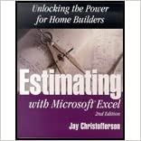 Download Estimating With Microsoft Excel (2nd, 03) by Christofferson, Jay C [Paperback (2003)] PDF, azw (Kindle), ePub