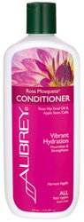 Rosa Mosqueta Conditioner Aubrey Organics 11 oz Liquid Aubrey Organics Hair Conditioner