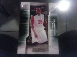- 2004/2005 Upper Deck Diamond Collection All-star Lineup Al Jefferson #112 Boston Celtics Rookie Basketball Card