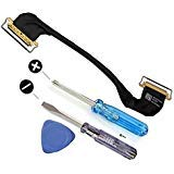 MMOBIEL LCD Main Board Flexcable Connector Ribbon Replacement for Ipad 2 WiFi and 3G incl. 2 x Screwdriver and Plectrum for Easy Installation