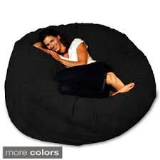 21L IV2XNQL - INKCRAFT-Large-XXL-Size-Comfort-Suede-Bean-Bag-Chair-Cover-Only-by-Ink-Craft