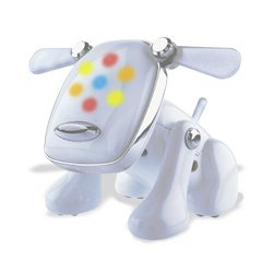 Hasbro i-Dog Robotic Music Loving Canine - White