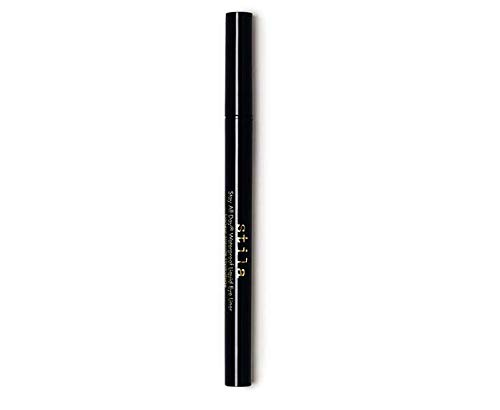 stila Stay All Day Waterproof Liquid Eye Liner, Original, Intense Black