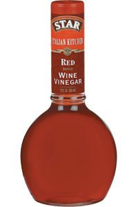 Star Red Wine Vinegar 12 Oz (Pack of 2)