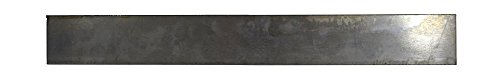 RMP Knife Blade Steel - High Carbon Annealed, 1095 Knife Making Billets, 2 Inch x 12 Inch x 0.187 Inch
