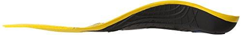 Plantilla Icebug Slim Low Volume Con Tecnología Arch Flex Yellow - High Arch
