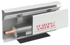 Heater Fin Copper (Sterling Heatrim Baseboard R-750-A5 Hydronic Baseboard Heater 5 Ft)