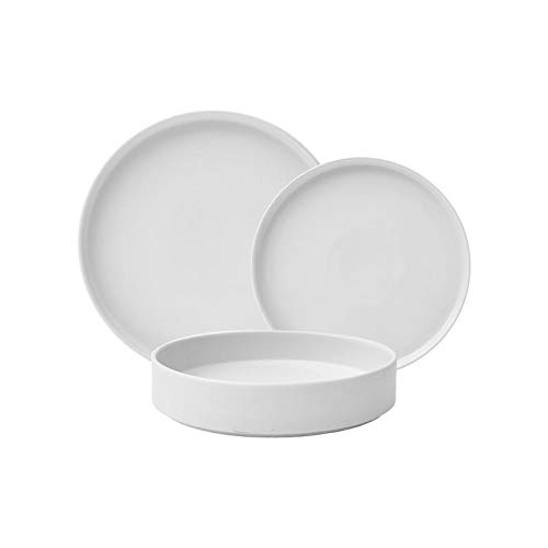 Kaden White 12 Piece Dinnerware Set ()