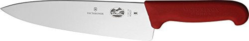Victorinox Chef's, 8 Blade, 2 At Red Fibrox Pro Handle Victorinox Chef's 8 Blade VIC-40421