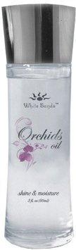 (White Sands Orchids Oil Shine & Moisture(3.38oz) 18% Larger with Pump!)