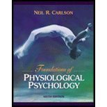 Foundations of Physiological Psychology - Textbook Only by Neil R Carlson (2005-05-03)