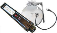 Cliplight 223312 Hemitech 3 LED Light Reel with 40' 18/2 SJTOW Cable and Adjustable Cord - Hemitech Light