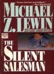 Front cover for the book The Silent Salesman by Michael Z. Lewin