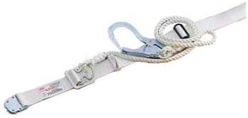 TOYO 数量限定品 旧規格商品 ワンタッチバックル式安全帯 三ッ打ちロープ使用 ライトブルー OT-555