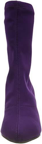 Violet 70 Bottines Purple Mya Noir Femme Vagabond IwxSYBgw