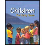 Children : The Early Years, Decker, Celia Anita, 1590705459