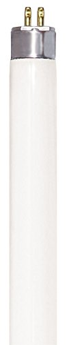 SYLVANIA 20904 - FP54/835/HO/ECO - 54 Watt Fluorescent Tube - T5 High Output - 3500K - 800 Series Phosphors - Case of 40 by Sylvania