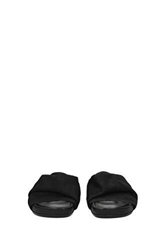 Mules Owens Noir Femme pour Rick qxFwfp5x