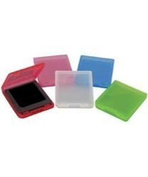 5 Individual Storage Game Cases for Nintendo NDS DS lite DSi XL Cartridge Holder by (Nds Cartridge)